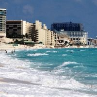 Mexico - Club Med Cancun : 4 Trident ex Johannesburg