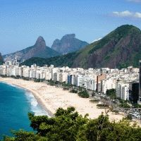 On The Go : Rio Carnival Beach Break - 5 Days