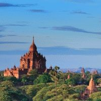 Topdeck : Majestic Myanmar - 9 Days