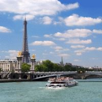 7-Night Paris to Normandy River Cruise : Tapestry II
