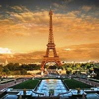 Paris - Paris and Eiffel Tower Tour