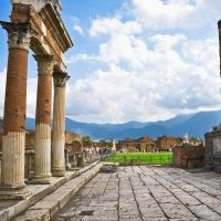 Rome - Pompeii and its Ruins Tour