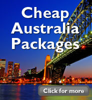 Cheap australia packages