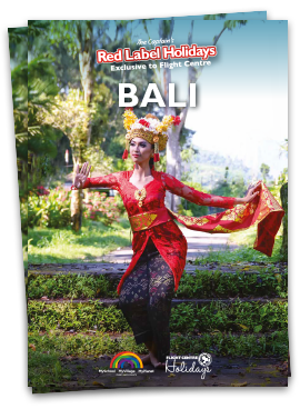 Bali Red Label Holiday Magazine