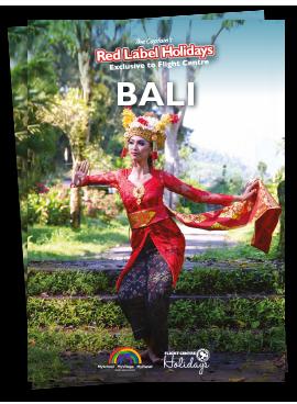 Bali Red Label Holiday Magazine