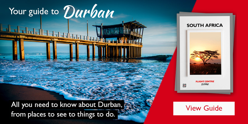 A view of Durban.