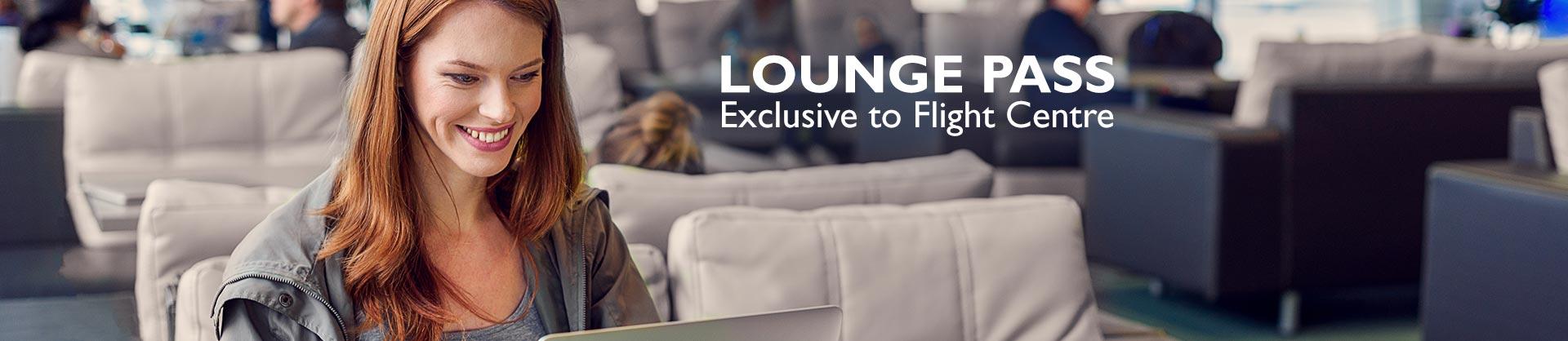Flight Centre Lounge Pass