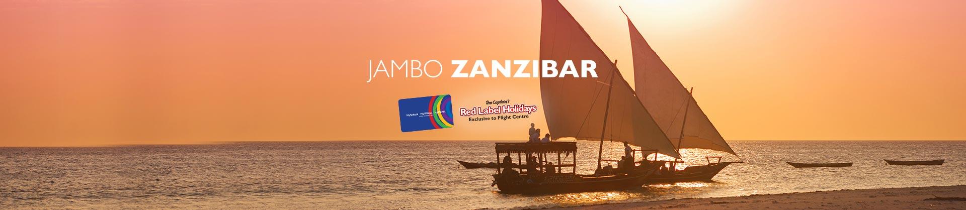 Zanzibar Cheap Holidays