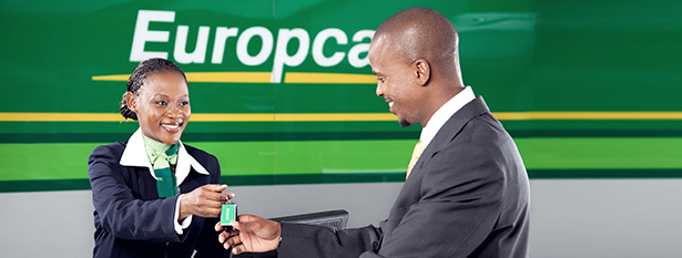 Europcar Flight Centre South Africa