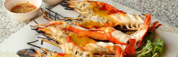 Jimbaran Sunset Fish Dinner