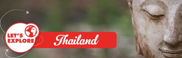 Let's Explore Thailand