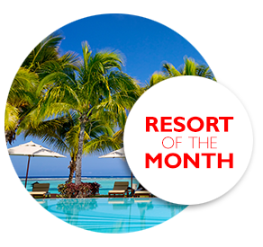 Red Label Resort of the month