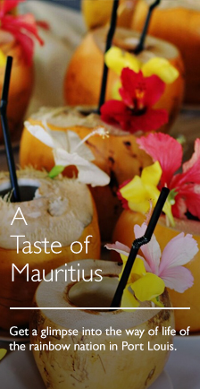 What you can experience in Mauritius