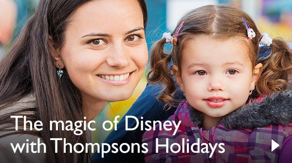 Disney with Thompsons