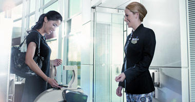First-class smiles for all Qantas guests