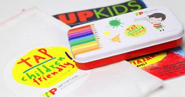 TAP children-friendly kit
