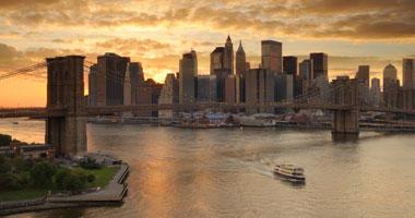 Brooklyn Bridge & Manhattan