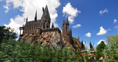 Hogwarts Castle, Universal Studios®