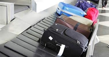 Check-in baggage when you have extra to carry, check this with your airliner