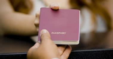 Don't forget your passport