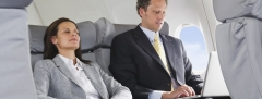 Tips for sleeping well on a plane