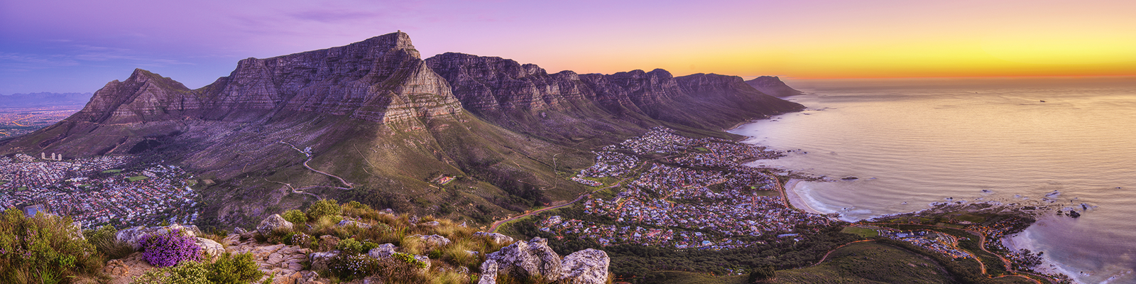 Let's get adventurous in exciting Cape Town!