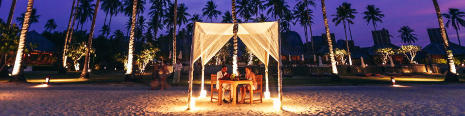 Thailand's most romantic restaurants