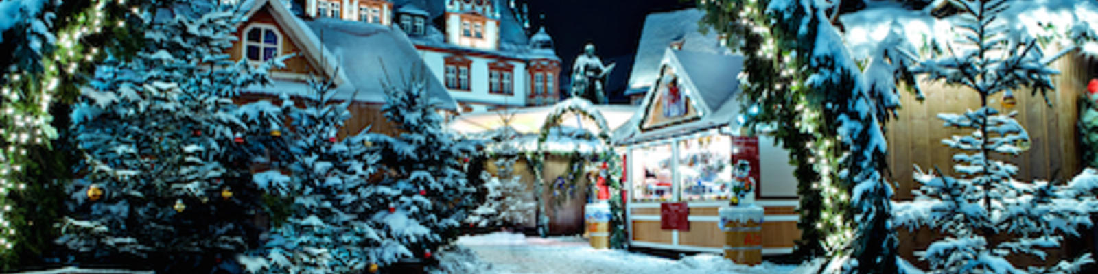 Top 5 White Christmas destinations