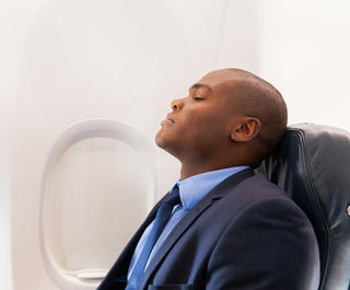 7 ways Airlines are making it easier to fall asleep on a plane