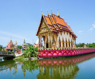 Cultural attractions in Koh Samui