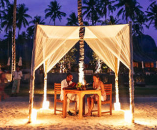 Thailand's most romantic restaurants