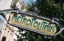 Paris Métro Sign   by Flight Centre's Anna Shannon
