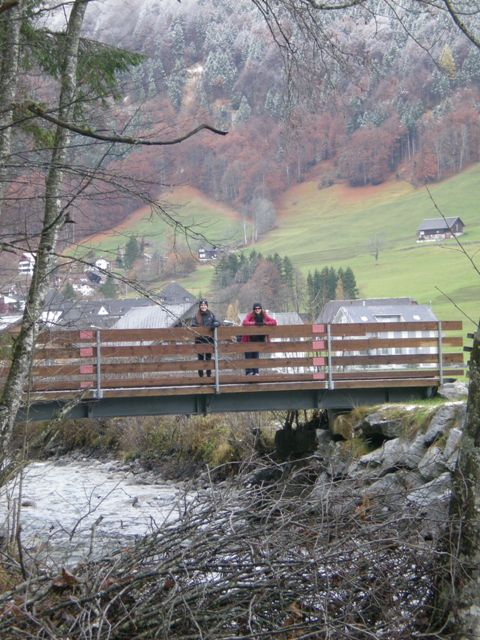 Bridge in Engelberg