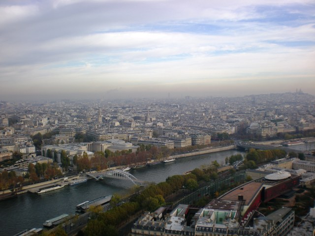Views for Miles around Paris