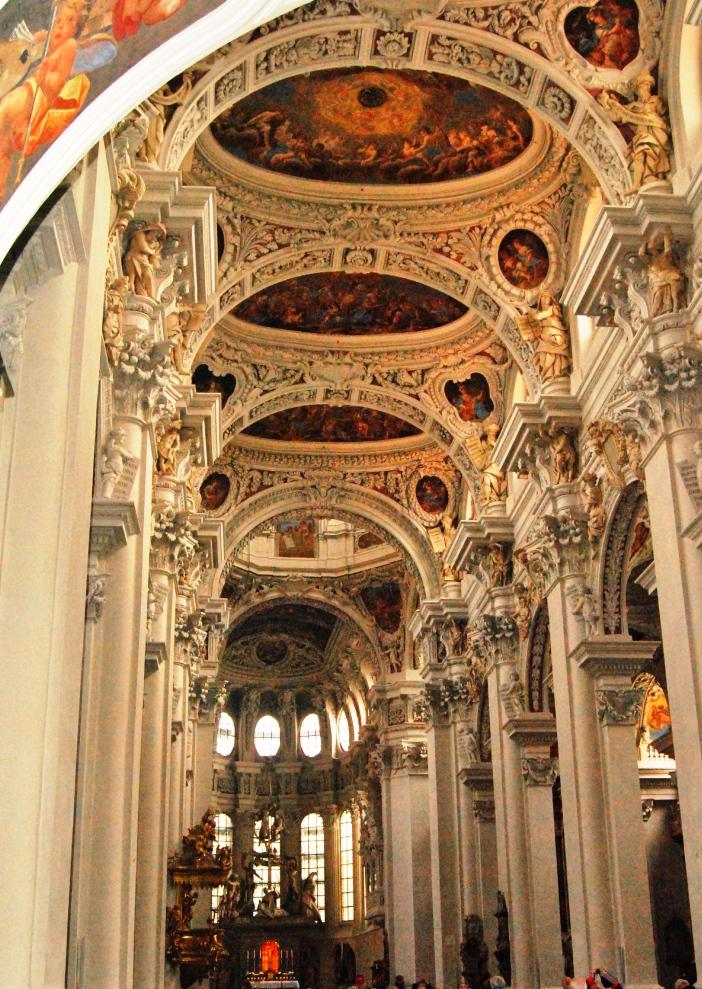 Dom St Stephan Passau