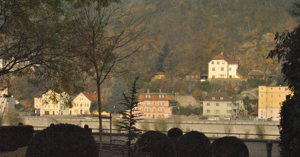 River in Passau