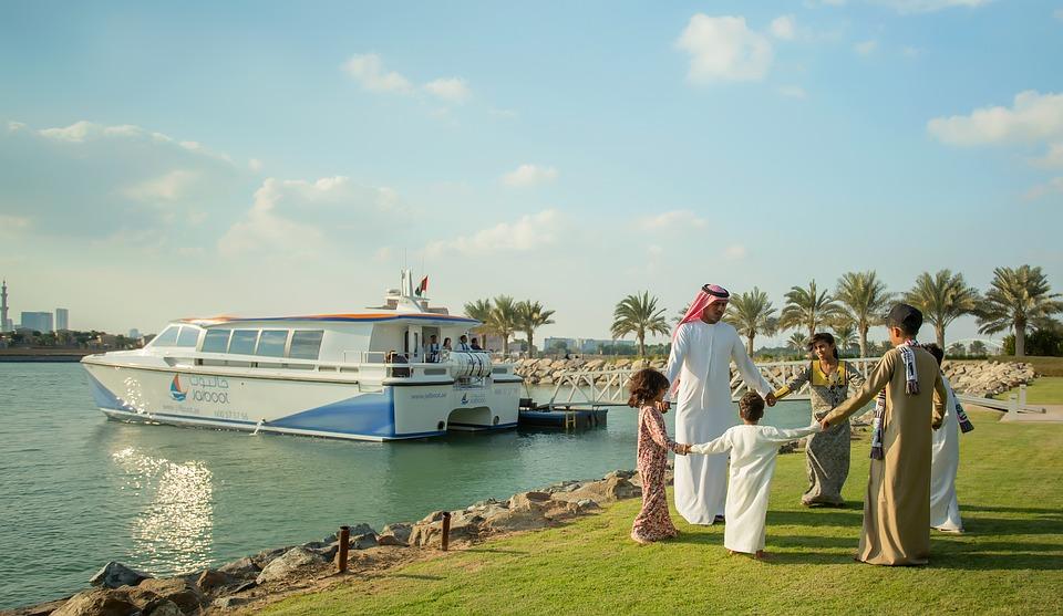 Travelling To Abu Dhabi