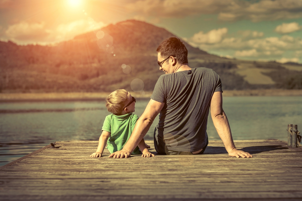 Spoil Dad with a weekend away