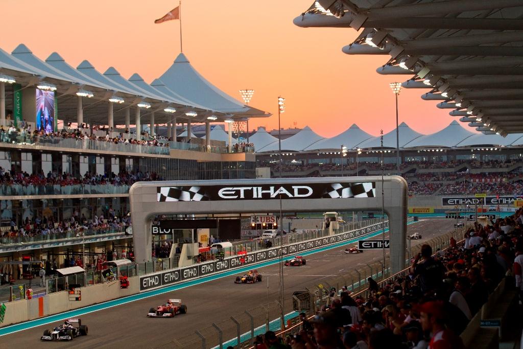 2015 F1 Etihad Airways Abu Dhabi Grand Prix 1